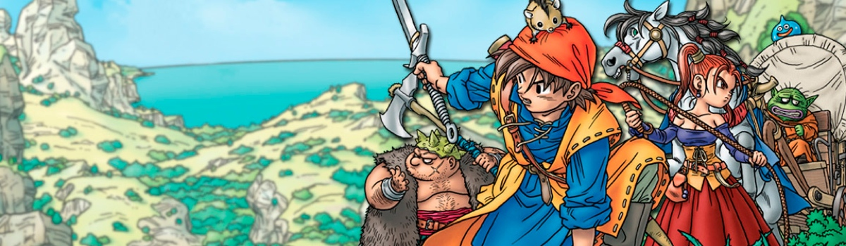 Dragon Quest VIII released for Android and iOS
