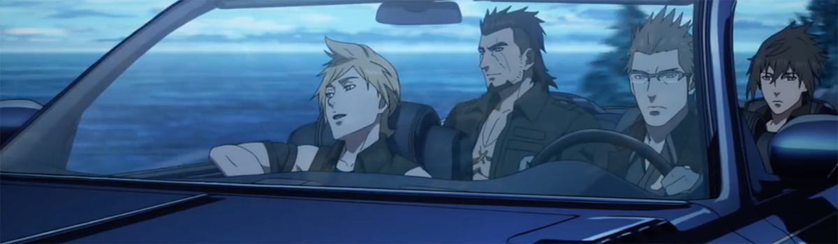 Brotherhood Final Fantasy Xv Games Square Insider